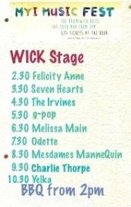 MYI Wick Stage